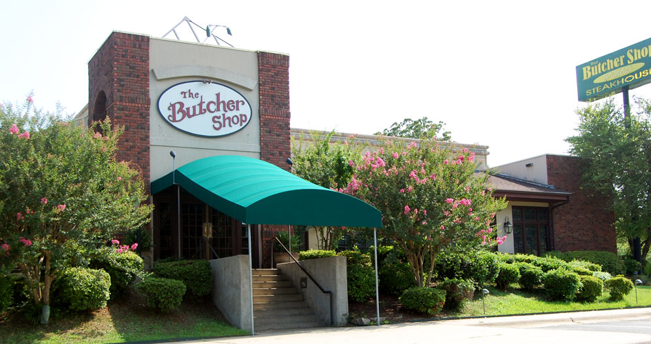 The Butcher Shop Steakhouse Little Rock Arkansas Steak